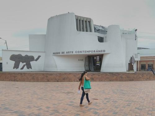 Museo de Arte Contemporaneo, Bogota, Colombia